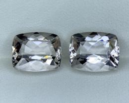 8.00 Carats Natural  Morganite Gemstone