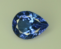 AAA Color 3 ct Tanzanite eye catching Color