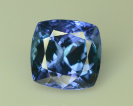 AAA Color 3.20 ct Tanzanite eye catching Color