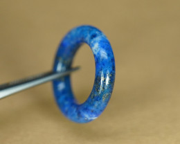 18.65CT RICH BLUE NATURAL LAPIS LAZULI RING $1NR!