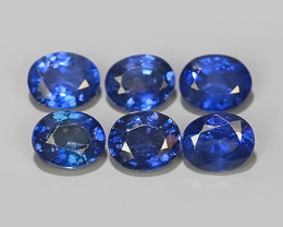 2.85 CTS EXCELLENT NATURAL ULTRA RARE MADAGASCAR OVAL BLUE SAPPHIRE!$350.00