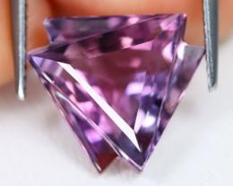 Amethyst 6.30Ct VVS Designer Cut Natural Bolivian Purple Amethyst BT0268