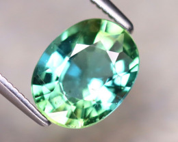 Apatite 2.03Ct Natural Paraiba Green Color Apatite EF1019/B44