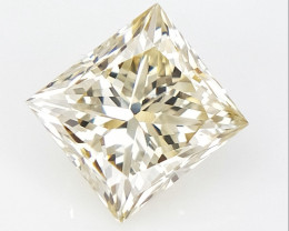 0.24 cts , Natural Princess Diamond , Diamond For Jewelry