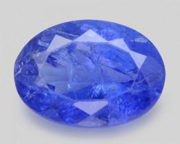 2.00 Cts Amazing rare Violet Blue Color Natural Tanzanite Gemstone