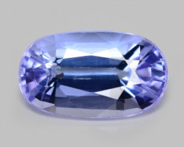 0.99 Cts Amazing rare Violet Blue Color Natural Tanzanite Gemstone