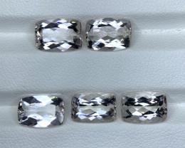 11.50 Carats Natural  Morganite Gemstone