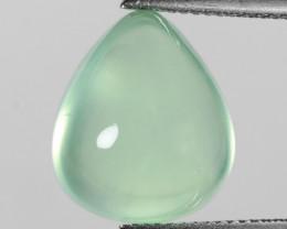 13.06 Cts Amazing Rare Natural Green Prehnite Loose Gemstone