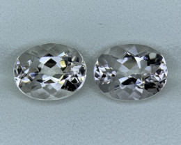5.30 Carats Natural  Morganite Gemstone