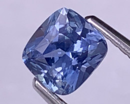1.02 Cts Cornflower Blue Fine Quality Natural Sapphire Unheated