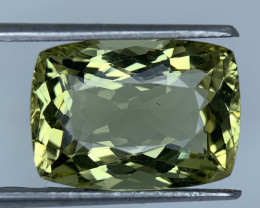 9.05 Carats Natural Heliodor Gemstone