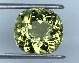 7.70 Carats Natural Heliodor Gemstone