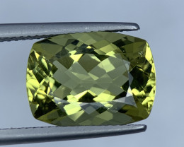 7.80 Carats Natural Heliodor Gemstone