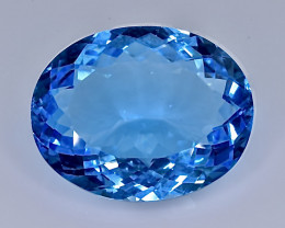 33.47 Crt Topaz  Faceted Gemstone (Rk-12)