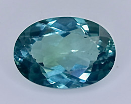 6.67 Crt  Topaz Faceted Gemstone (Rk-12)