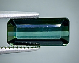 1.60 Crt  Tourmaline Faceted Gemstone (Rk-12)