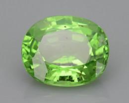 AAA Grade 1.10 ct Forest Green Tsavorite Garnet SKu-9