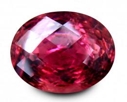Congo Tourmaline 4.18 Cts Pink Quantum Cut BGC547