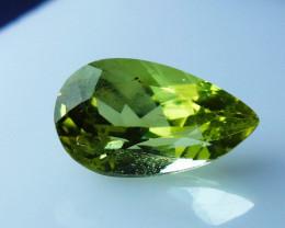 NR!!! 1.95 CTs Natural - Unheated Green Apatite Gemstone