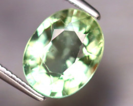 Apatite 2.17Ct Natural Paraiba Green Color Apatite DF1116/B44