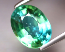 Apatite 2.20Ct Natural Paraiba Green Color Apatite DF1120/B44