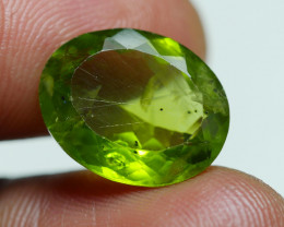 7.980 CRT AWESOME NATURAL PERIDOT STUNNING COLOR-