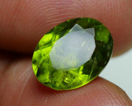 5.135 CRT AWESOME NATURAL PERIDOT STUNNING COLOR-