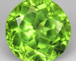 2.36Ct Burma Peridot Excellent Color and Luster Gemstone PR4