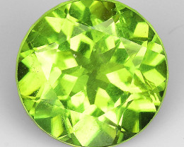 2.15Ct Burma Peridot Excellent Color and Luster Gemstone PR6