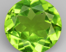 1.85Ct Burma Peridot Excellent Color and Luster Gemstone PR16