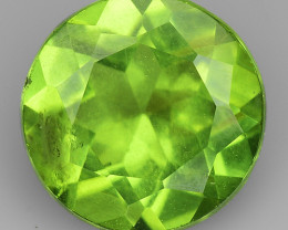 1.89Ct Burma Peridot Excellent Color and Luster Gemstone PR31