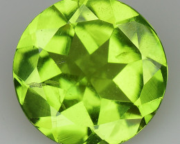 1.74Ct Burma Peridot Excellent Color and Luster Gemstone PR42