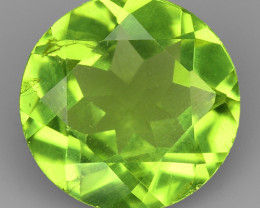 1.60Ct Burma Peridot Excellent Color and Luster Gemstone PR43