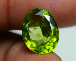 5.190 CRT AWESOME NATURAL PERIDOT STUNNING COLOR-