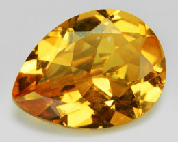 6.90 Cts Rare Fancy Yellow Color Natural Mystic Topaz