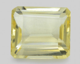 7.77 Cts Natural Yellow Scopalite Loose Gemstone