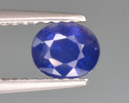 Natural Sapphire 0.83 Cts, Top Quality