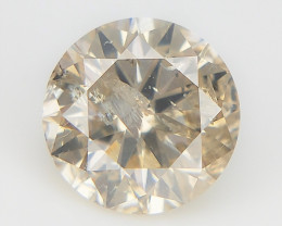 0.41 ct , Natural Round Diamond , Diamond For Jewelry