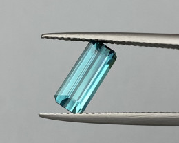 Natural Blue Tourmaline 1.20 Cts Good Quality Gemstone