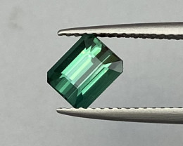 Natural Mint Green Tourmaline 1.40 Cts Good Quality Gemstone