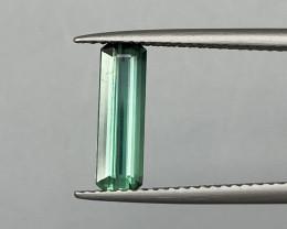 Natural Mint Green Tourmaline 1.40 Cts Good Quality Gemstone