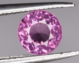 A Beautiful Rhodolite Garnet 0.75 CTS