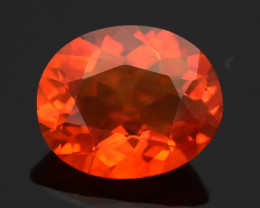 AAA 1.47 ct Mexican Fire Opal SKU.9