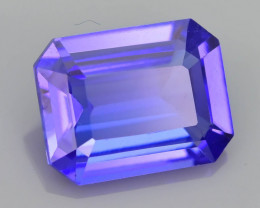 AAA Grade 2.21  ct Tanzanite eye catching Color SKU.30