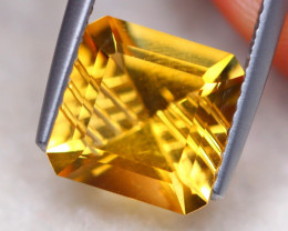 2.79ct Natural Yellow Citrine Fancy Cut Lot GW7938