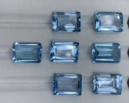 61.61 ct Topaz Gemstones parcel