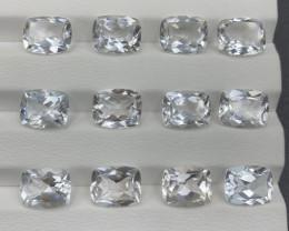 41.12 CT Topaz Gemstones parcel