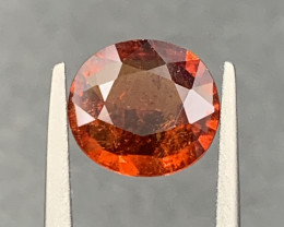 1.79 CT Spessartite Garnet Gemstone