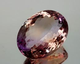14.77Crt Bolivian Ametrine Natural Gemstones JI20