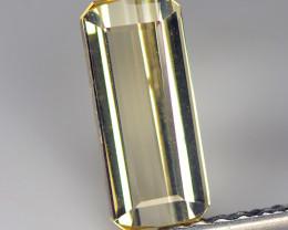 Tourmaline 0.89 Cts Bellini Yellow Step cut BGC1002